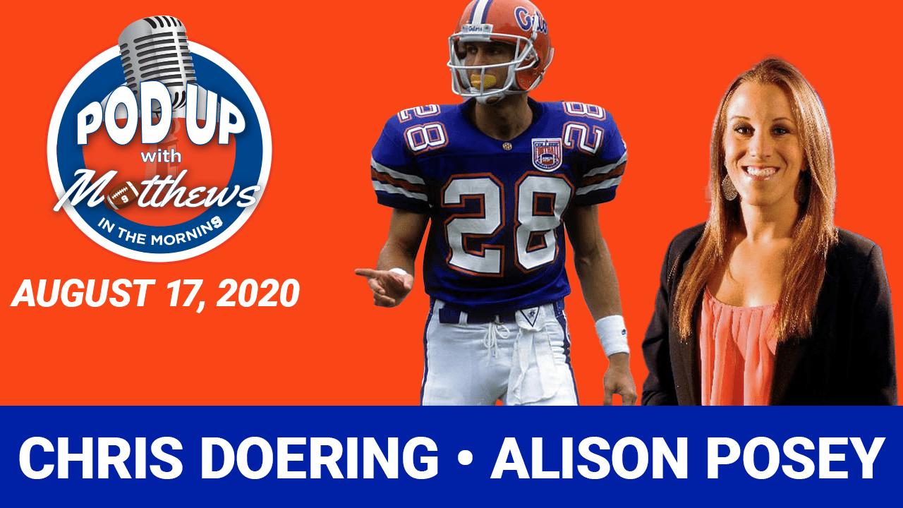08/17/2020 Chris Doering & Alison Posey