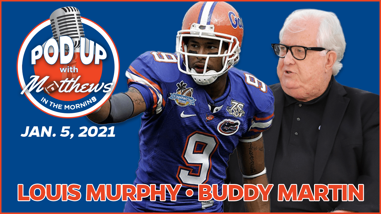Louis Murphy on PodUp with Matthews in the Morning