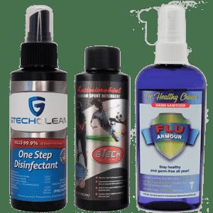 GTech Clean Kills COVID-19